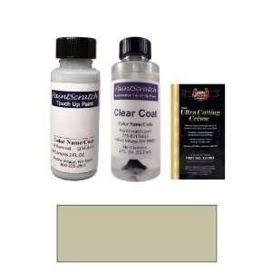 Oz. Desert Silver Metallic Paint Bottle Kit for 2002 Acura RSX (YR