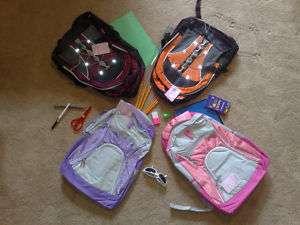 New kids boys & girls Sport Backpack Bookbag 16 NWT