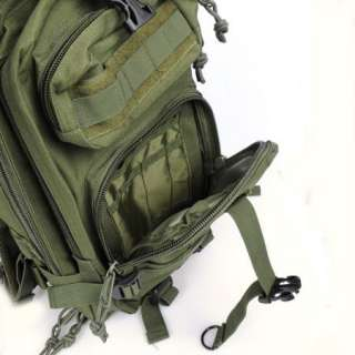 New Level 3 Milspec Tactical Molle Assault Backpack Bag