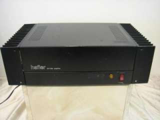 Vintage David Hafler DH 200 Stereo 2 Channel Power Amplifier