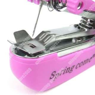Mini Hand Held Clothes Sewing Machine Portable pocket