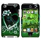 FOR IPOD TOUCH 4TH GEN 4G HUNTER CAMO GREEN LEAF CASE COVER SKIN