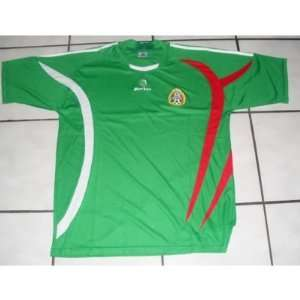 high quality merkur mexico soccer jersey size large