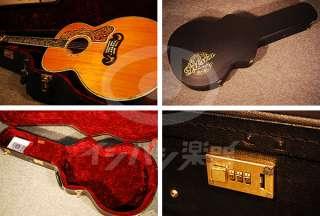 2004 GIBSON SJ 200 Vine / Natural Luxury Acoustic guitar 335400401
