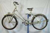 Vintage 24 Monark Silver King 1935 Ladies balloon tire bicycle bike