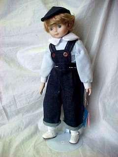 Porcelain baby doll MYD Marian YU
