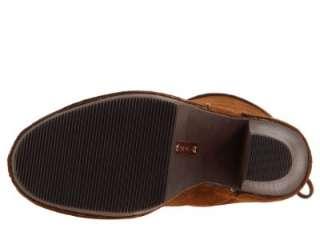 in Box   $320.00 STEVEN Steve Madden Gwenn Cuff Cognac Boots Size 11
