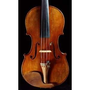 Custom Antique Guarneri Del Gesu 1743 Cannone Violin