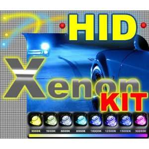 HID Xenon Light Conversion Kit   H4 (6000K) Everything