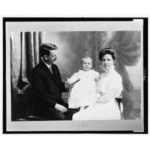 Grace Whiting,son Spafford,husband John,Jerusalem,1911