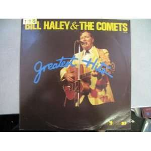 Greatest Hits [LP VINYL] Bill Haley and The Comets Music
