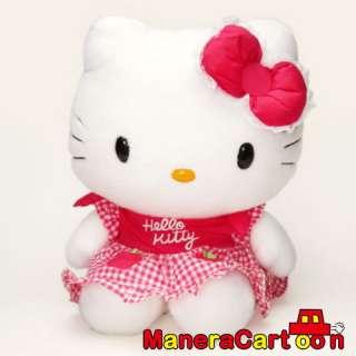 Hello Kitty 111/4 Plush Lace Ribbon Sanrio