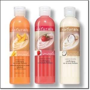 Naturals Mango Smoothie Moisturing Hair & Body Shampoo