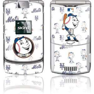 New York Mets   Mr. Met Mascot   Repeat Distressed with Mr Met skin