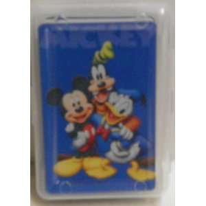 Disneys Mickey Mouse,donald,goofy 54 Cards Playing Cards