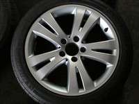 08 11 Mercedes C300 C350 Factory 17 Wheels Tires Rims OEM W204 65524