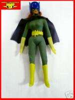 LOOSE MEGO BATGIRL ACTION FIGURE BATMAN