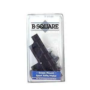 B Sq Mnt Ruger Mini 14 MBlack