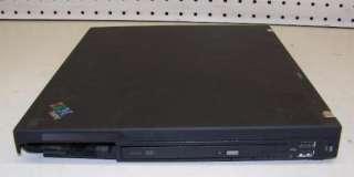 IBM THINKPAD T60 LAPTOP CORE DUO 1.8GHz/ 2GB