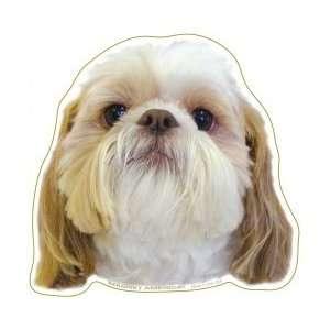 Shih Tzu Dog Magnet