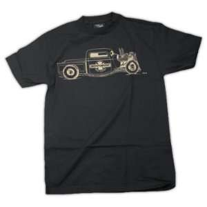 Independent Trucks Cab LTD Hot Rod Premium Shirt  Sports
