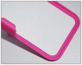 Hard Case Cover + Belt Clip Holster For iPhone 4 Peach