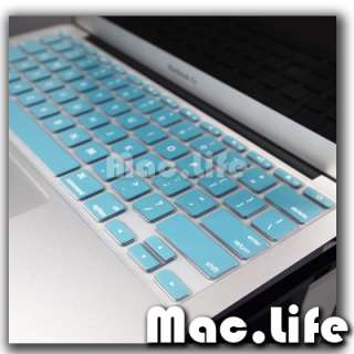 METALLIC BLUE Keyboard Cover Skin for Macbook Air 11