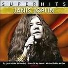Janis Joplin Super Hits CD
