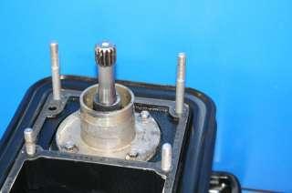 Mercury Sport Jet 240 Hp Complete Jet Drive Pump Housing Great