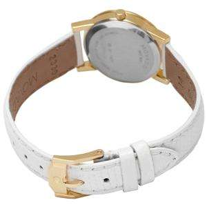 Movado Womens 0605656 Museum Lizard Strap Watch