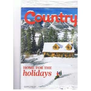 Love Magazine Dec/jan 2012 Home for the Holidays: c:  Books