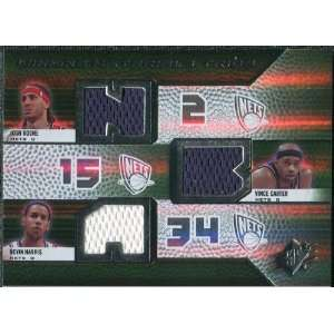 #WMTCBH Josh Boone Vince Carter Devin Harris: Sports Collectibles
