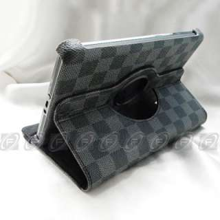 For Kindle Fire 360°Rotating Case Cover/Protector/Car Charger/USB