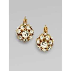 Kae Spade New York Sparkle Ball Earrings   Gold