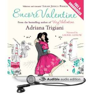 (Audible Audio Edition) Adriana Trigiani, Laurel Lefkow Books