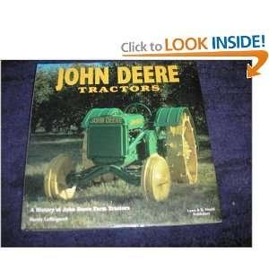 John Deere tractors (9780681219250) Randy Leffingwell Books