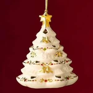 Lenox Bejeweled Holiday Christmas Tree Ornament