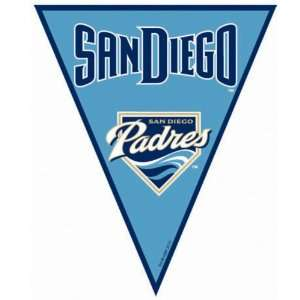 Lets Party By Amscan San Diego Padres Baseball Pennant
