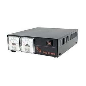 SAMLEX SEC 1235M AC TO DC 30 AMP SWITCHING POWER SUPPLY Electronics