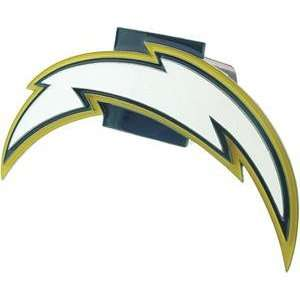 DIEGO CHARGERS LARGE NFL TRUCK TRAILER HITCH COVER