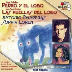 Pedro y El Lobo / Huellas del Lobo: Sergei Prokofiev, Jean