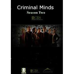 Criminal Minds Movie Poster (11 x 17 Inches   28cm x 44cm