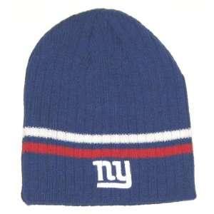 New York Giants NFL Reebok Team Apparel Blue Double Stripe