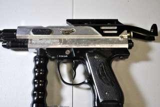 Excellerator 3.0 Paintball Marker Gun Stainless Steel Body, Semi Auto