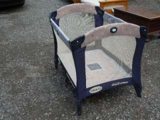 GRACO PACK AND PLAY CHILDRENS PORTABLE PLAY PEN