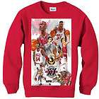 nike Michael Air Jordan spike lee CHICAGO BULLS SWEATSHIRT sweater 90s