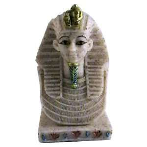 EGYPTIAN Pharaoh Statue Ancient Egyptian King Pharoah TUT