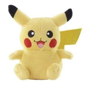 Pokemon Diamond & Pearl Pikachu 6 Mini Plush Toys