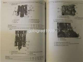 Mercury Outboard Service Shop Manual 8 9.9 Bigfoot 4 Stroke 05 LOTS