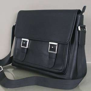 Mens Business Briefcase Shoulder Bag Ba015 Black